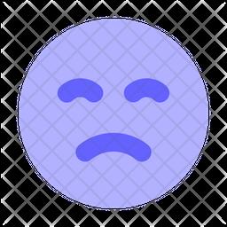 Upset Emoji Icon