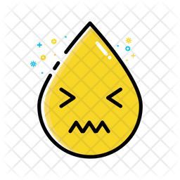 Upset Emticon Emoji Icon Of Colored Outline Style Available In Svg