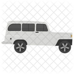 Urban Jeep Icon