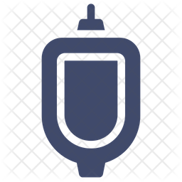Urinal Icon