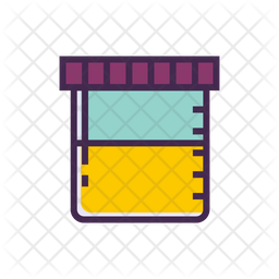 Urine Sample Icon