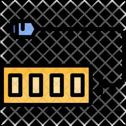 Usb hub Icon
