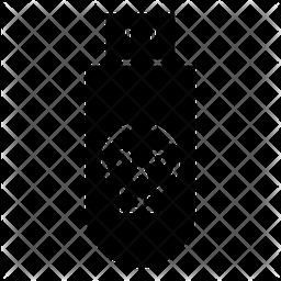 Usb virus Icon