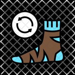 Useless sock Icon