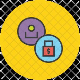 User lock Icon