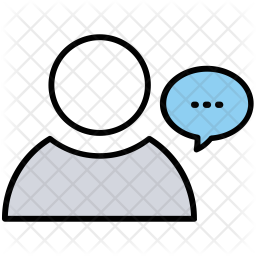 User communication Icon