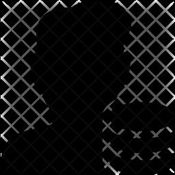 User database Glyph Icon