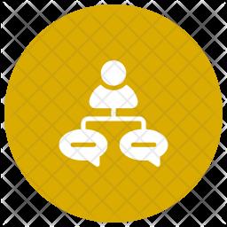 User Discussion Glyph Icon