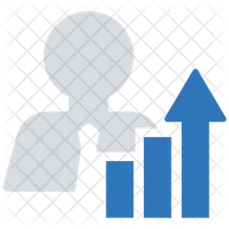 User Growth Icon