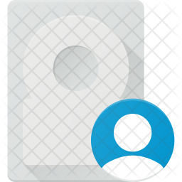 User hardisk Icon