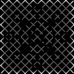 User Network Line Icon