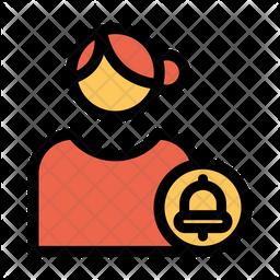 User Notification Icon