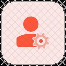 User Setting Icon