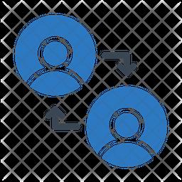 User Swap Icon