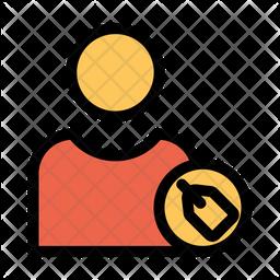 User Tag Icon