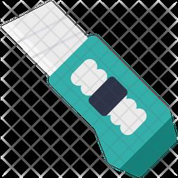 Utility Knife Icon