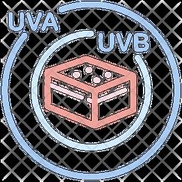 Uv Protection Icon