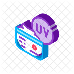 Uv Protection Cream Icon