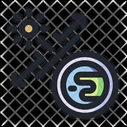 Uv Rays Icon