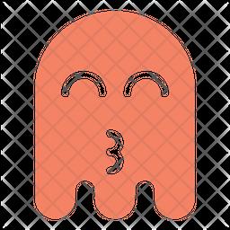 Uwu Flat  Emoji Icon