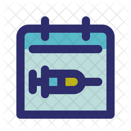 Vaccine Appointment Icon