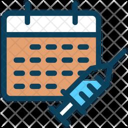 Vaccine Date Icon