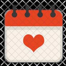Valentine Month Icon