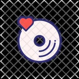 Valentine Music Icon