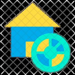 Value Diagram Icon