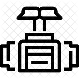 Valve Line Icon