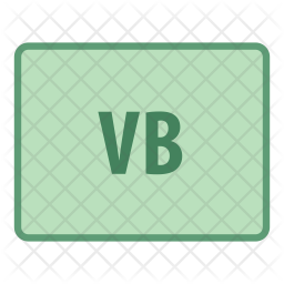 Vb file Icon