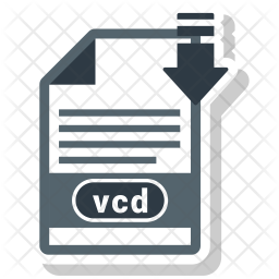 Vcd file Icon
