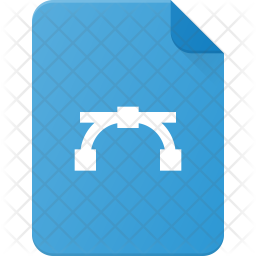Vector file Flat Icon