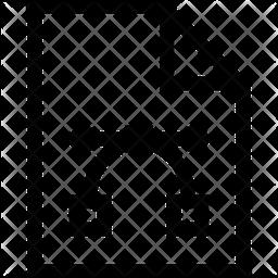 Vector File Line Icon