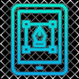 Vector Tab Icon