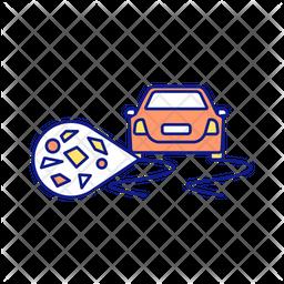 Vehicle Tires Icon