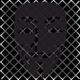 Vendetta mask Icon