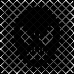 Venom head Icon