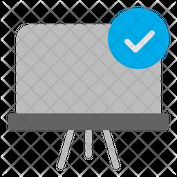 Verified Board Icon