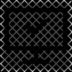 Verified Computer Icon
