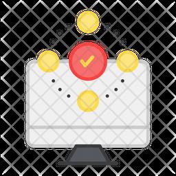 Verified Network Icon