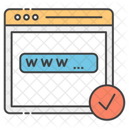 Verified Web Icon