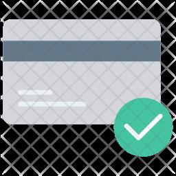 Verify card Icon