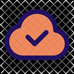 Verify Cloud Icon