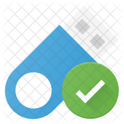 Verify pendrive Icon