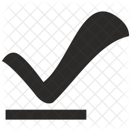 Verify sign Icon