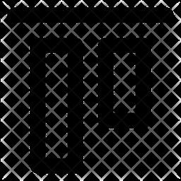 Vertical align top Icon