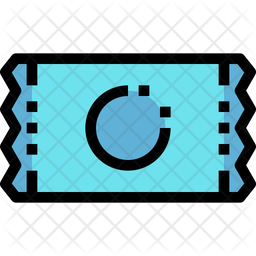 Vertical Wrapping Icon
