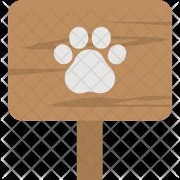 Veterinary Clinic Flat Icon