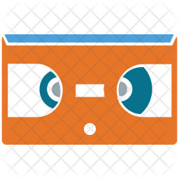 Video Cassette Icon